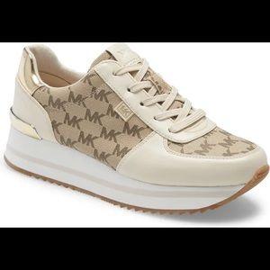 MICHAEL Michael Kors Monique Trainer Sneakers